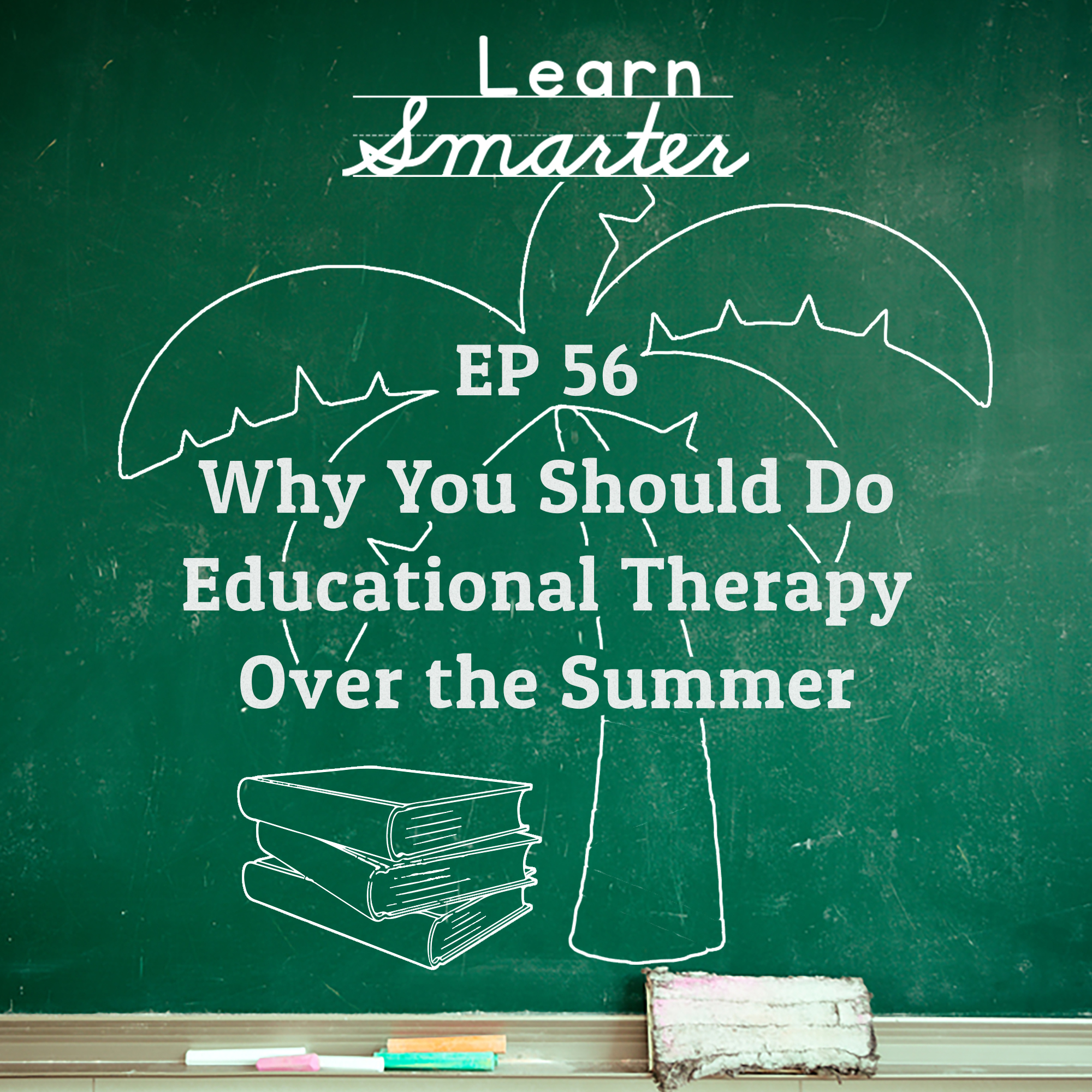 56: Why You Should Do Educational Therapy Over the Summer