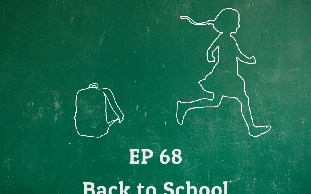 68: Back to School