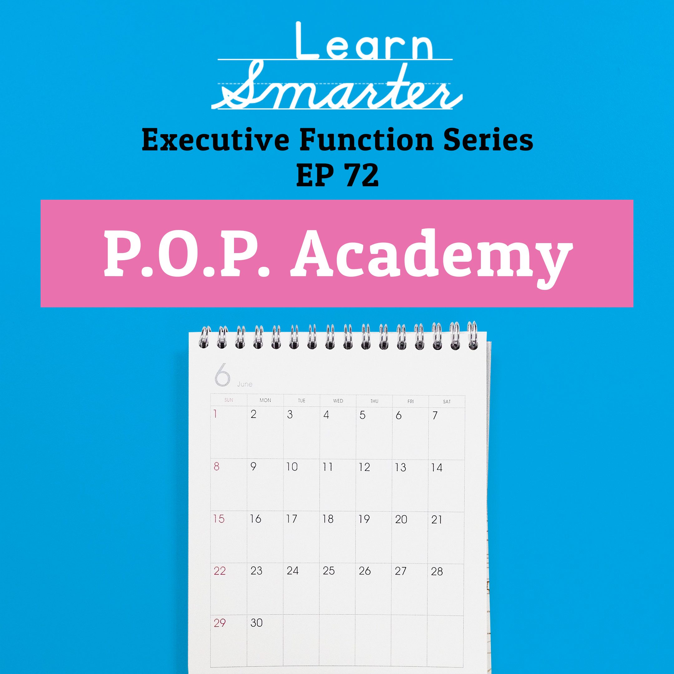 72: P.O.P. Academy (Executive Function Series)