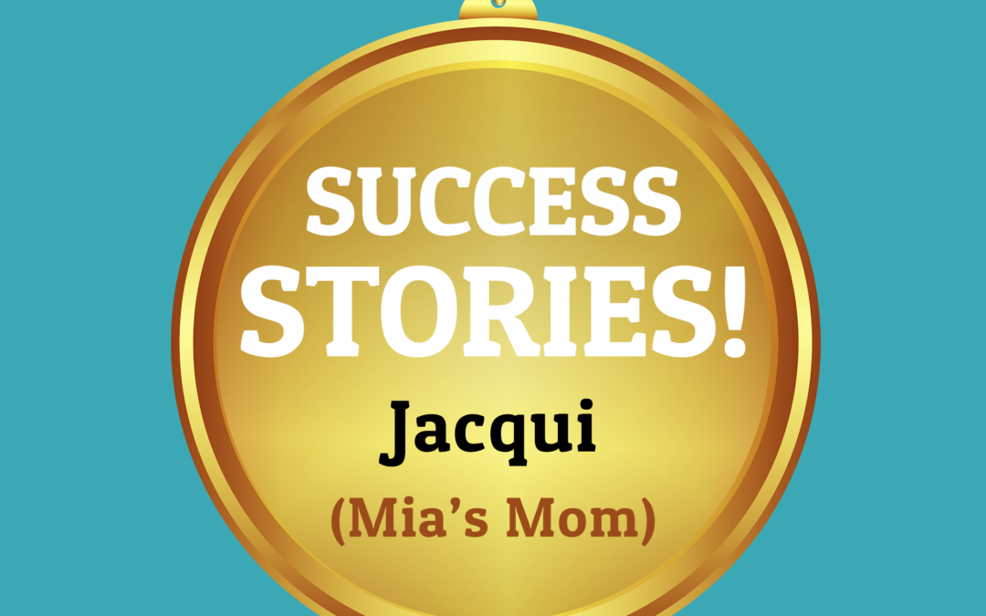 97: Success Stories with Jacqui