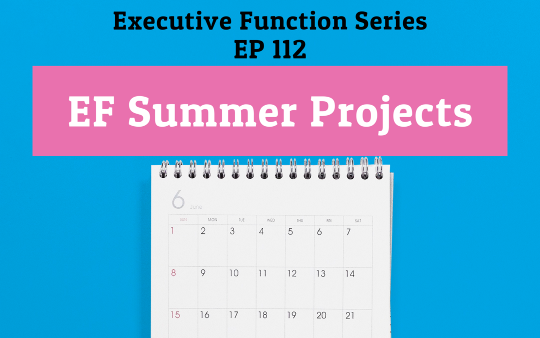 112: EF Summer Projects (EF series)